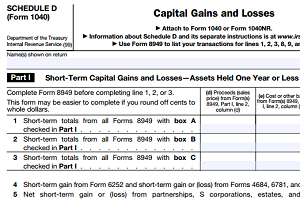 Calculating Cost Basis