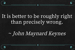 Keynes Quote