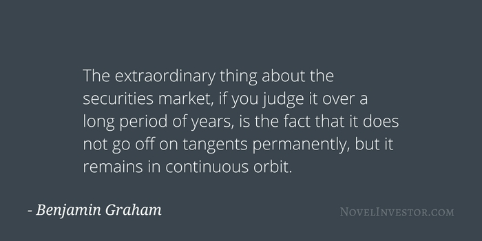 Graham on Market Cycles