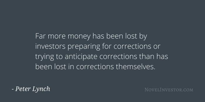 Lynch on corrections
