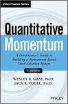 Quantitative Momentum book cover