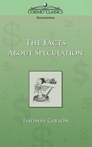 The Facts About Speculation book cover