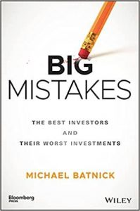 Big Mistakes book cover